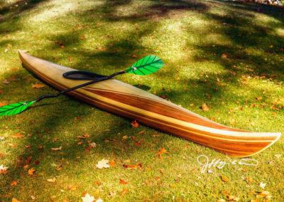 POINT NORTH KAYAKS custom built kayaks-Jeff Wier-15