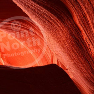 Point North Photography-CANYON ABSTRACT
