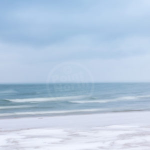 Point North Photography-DREAMSCAPE WINTER BEACH SCENE