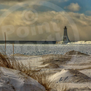 Point North Photography-FRANKFORT LIGHTHOUSE