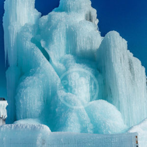 Point North Photography-ICICLE SCULPTURE