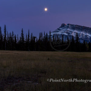 Point North Photography-Jeff Wier-MT RUNDLE