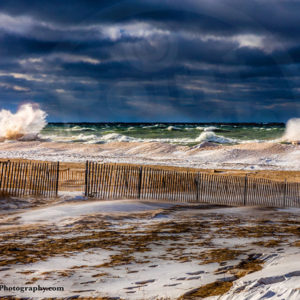 Point North Photography-Jeff Wier-Stormy Superior