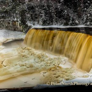 Point North Photography-Jeff Wier-Upper Tahquamenon Falls