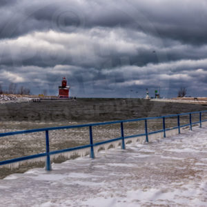 Point North Photography-STORMY RED