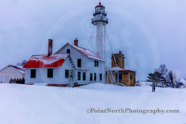 Whitefish Point Lighthouse-Point North Photography-Jeff Wier